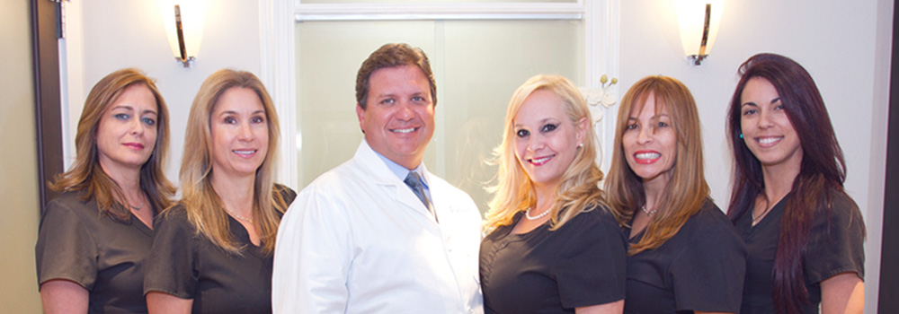miami-dentist-staff , cosmetic dentistry